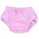 Badewindel Pinks dots 365   S