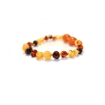 Bracelet pour bébé tricolor