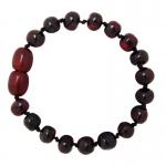 Bracelet pour bébé cherry