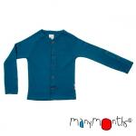 ManyMonths Woll-Strickjacke (Cardigan)