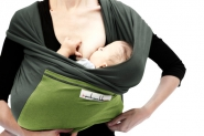 JPMBB Gris-Vert, poche Pistache