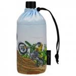 Emil la bouteille Motocross