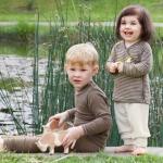 Engel Baby-Wickelshirt, langarm mit Druckknöpfen