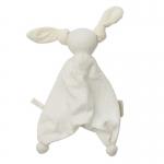 Hoppa Floppy Muslin White