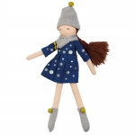 Hoppa Mia Doll Puppe 40 cm