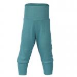 Pantalon à large ceinture laine/soie Eisvogel 35 | 50/56