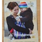 Storchenwiege Kalender 2019