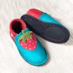 POLOLO Anti-Slip Erdbeere 28/29