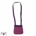 MaM Natural Woollies Crossbody Purse
