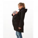 mamalila manteau pour deux noir
