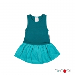 Manymonths Woll-Langarmkleid (Pinafore Fairy Dress)