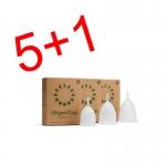 Organicup 5+1 geschenkt