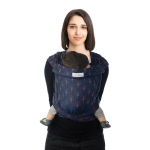Babylonia BB-Tai Jacquard ornate blue 504