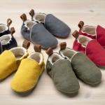 POLOLO chaussons coton bio