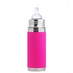 Pura Baby Isolierflasche 260 ml Weithalssauger