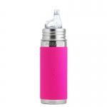 Pura Trinklern Isolierflasche 260 ml Pink | .