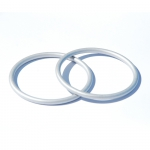 Slingring silber Medium