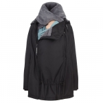Wombat Wallaby Tragejacke Black/Charcoal Grey | M