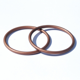 Slingring bronze Small