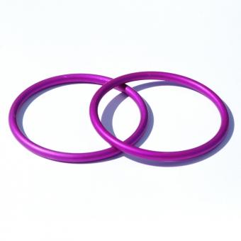 Slingring violett