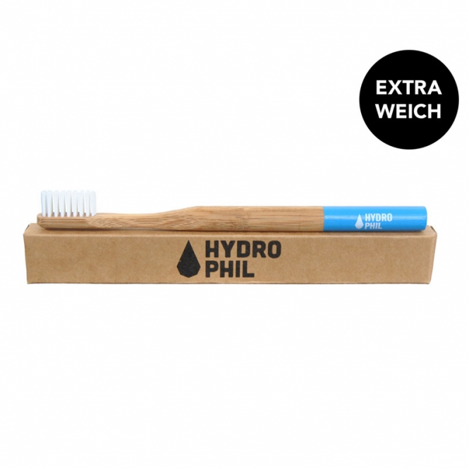 Hydrophil Brosse à dents adultes extra soft
