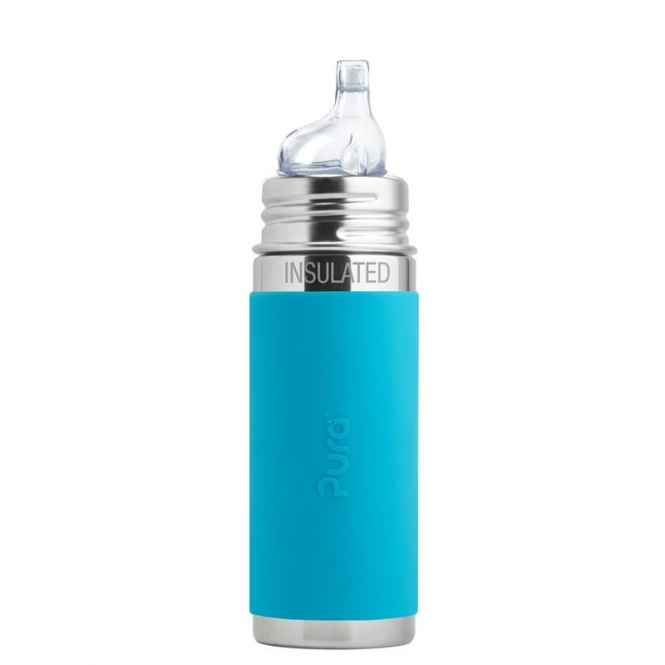 Pura bouteille d'apprentissage isotherme 260 ml Thermos