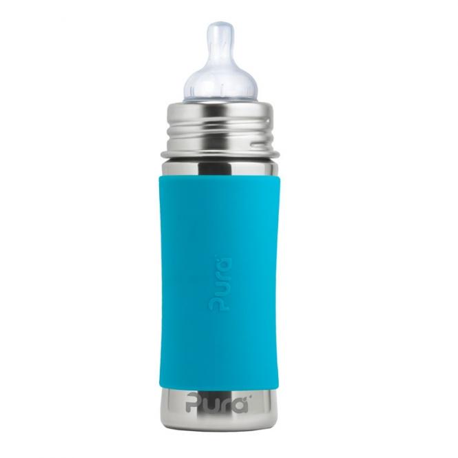 Pura Babyflasche 325 ml  Weithalssauger